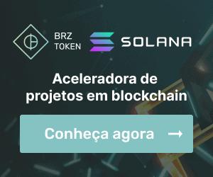 Aceleradora de projetos em blockchain