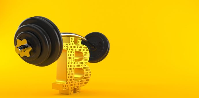 força e segurança do bitcoin