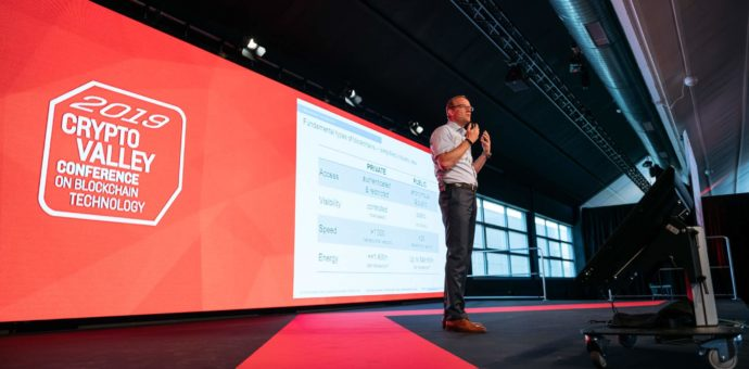 Crypto Valley Conference 2019