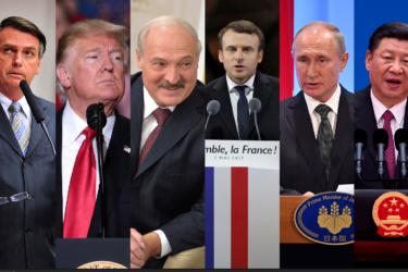 presidentes ativos digitais