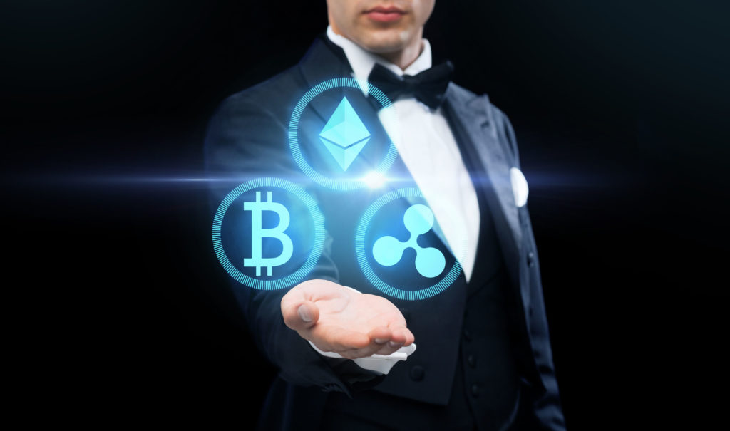 bitcoins x altcoins