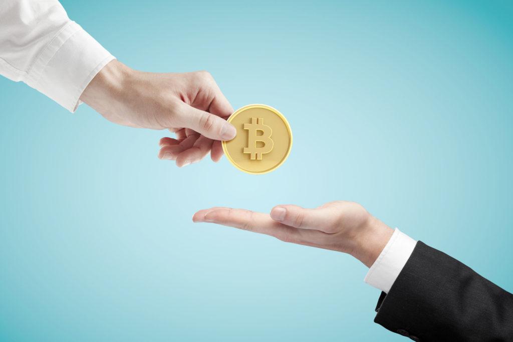 bitcoin forma de pagamento
