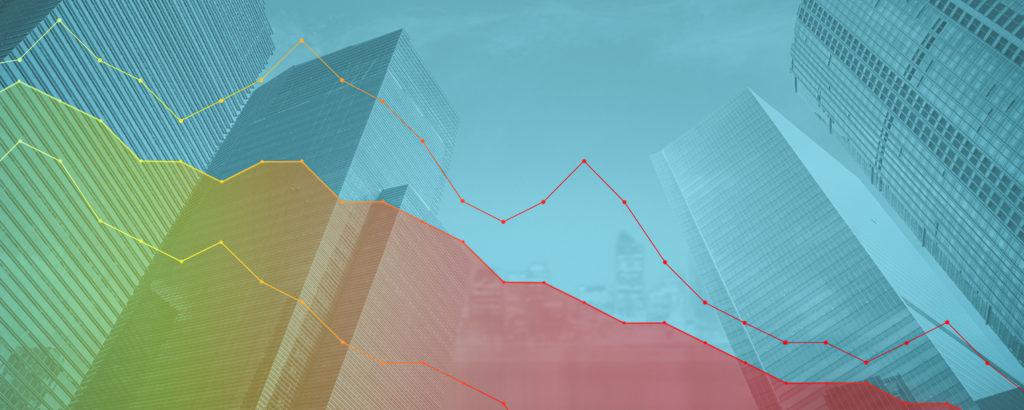 taxas de juros negativas em alta