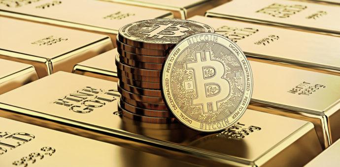 correlacao ouro e bitcoin