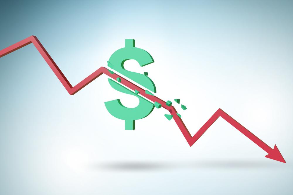 devalorizar moedas