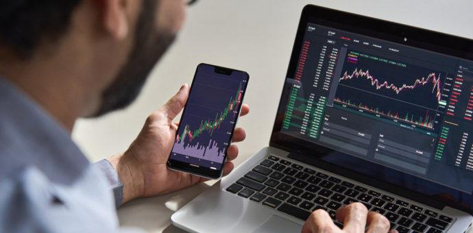 trading de criptomoedas