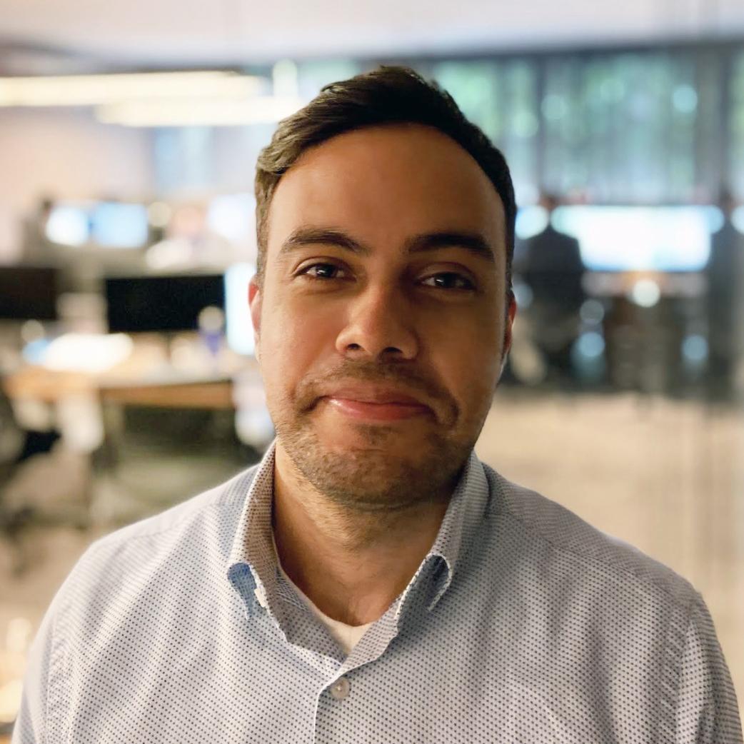 Guilherme Kinzel - Analista quantitativo da Transfero